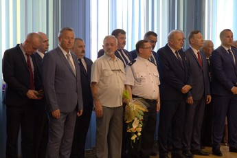 Galeria Nowy komendant PSP - Rytych