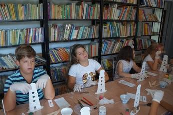 Galeria wakacyjne zajecia w Niechcicach