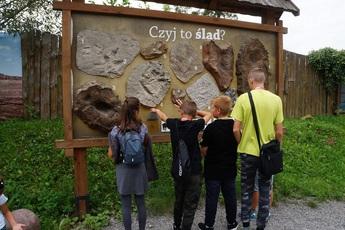 Galeria park dinozaurów