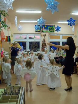 Galeria Wigilia w przedszkolu w Rozprzy
