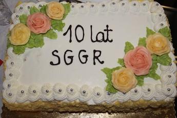 Galeria 10 lat SGGR