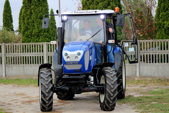 Galeria traktor
