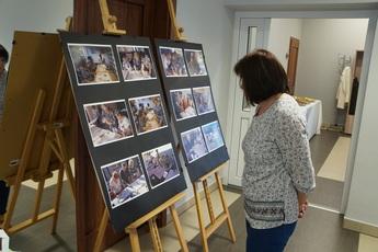 Galeria malowanie jedwabiu - podsumowanie
