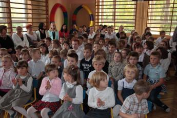 Galeria Dzień nauczyciela w Szkole Podstawowej w Nowej Wsi