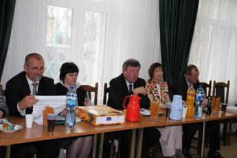 Galeria XXVII sesja Rady Gminy Rozprza