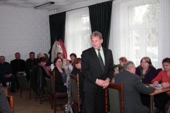 Galeria Zebranie sołtysów Gminy Rozprza