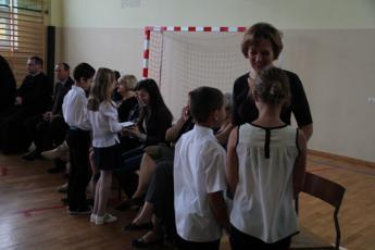 Galeria Dzień Edukacji Narodowej i Ślubowanie pierwszoklasistów w Szkole Podstawowej w Milejowie