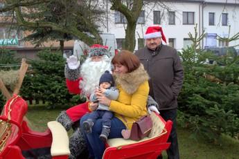 Galeria Św. Mikołaj w Rozprzy 2018