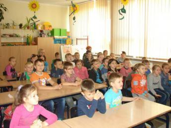 Galeria Teatr TVP w Szkole Podstawowej w Rozprzy