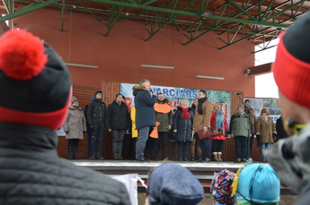 Galeria Mieszkańcy promowali gminę Rozprza