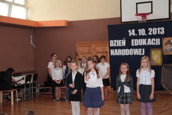 Galeria Dzień nauczyciela w Szkole Podstawowej w Rozprzy