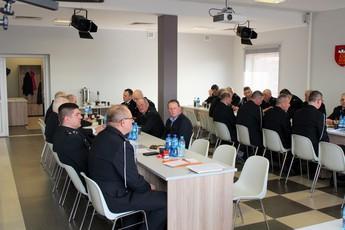 Galeria Posiedzenie Zarządu Oddziału Gminnego  ZOSP RP w Rozprzy za nami.
