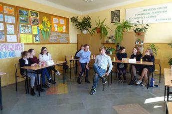 Galeria Gminny Konkurs Ortograficzny w Szkole Podstawowej im. J. Pawlikowskiego w Rozprzy