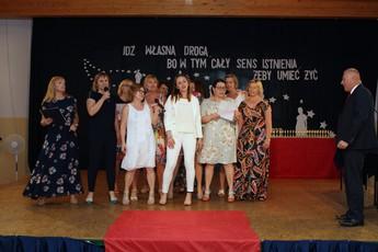 Galeria Zakończenie roku gimnazjum 2019