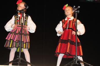 Galeria Fantazja - festiwal piosenki Przedszkolnej
