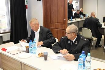 Galeria Posiedzenie Zarządu Oddziału Gminnego Związku OSP RP w Rozprzy