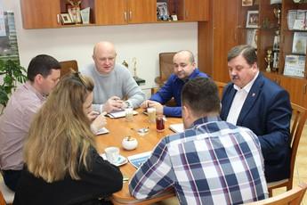 Galeria Spotkanie ŁSSE w Rozprzy