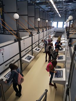 Galeria Wycieczka do  Centrum Nauki i Techniki EC1 oraz Planetarium w Łodzi.