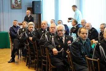 Galeria Podsumowanie 2019 roku w Komendzie Miejskiej Państwowej Straży Pożarnej w Piotrkowie Trybuanlskim