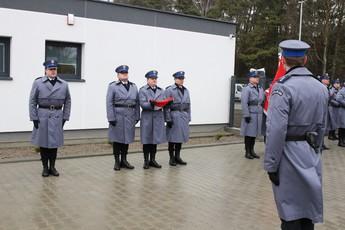 Galeria Otwarcie Posterunku Policji w Rozprzy