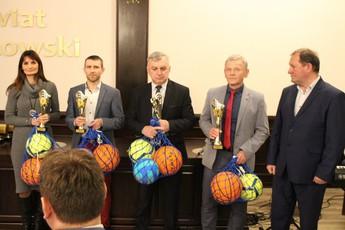 Galeria Podsumowanie Roku Sportowo-Turystycznego w Starostwie