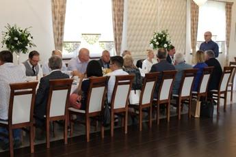 Galeria Spotkanie informacyjno-konsultacyjne w Rozprzy