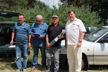 Galeria Zawody Wędkarskie 12 07 2020 na zalewie w Cieszanowicach