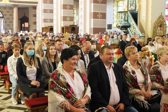 Galeria Dożynki Parafialne w Rozprzy