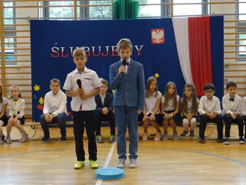 Galeria Dzień Edukacji Narodowej SP w Straszowie