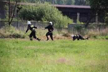 Galeria Gminne zawody sportowo - pożarnicze w Rozprzy, 6 lipca 2014