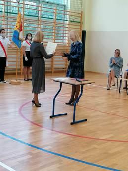 Galeria Dzień Edukacji Narodowej w SP w Milejowie
