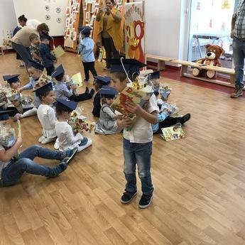 Galeria Pasowanie na Przedszkolaka w Przedszkolu Samorządowym w Niechcicach