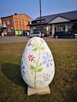 Galeria Ozdoby Wielkanocne w centrum Rozprzy