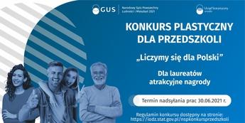 """Konkurs dla przedszkoli """"Liczymy się dla Polski"""""""