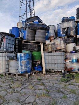 Nielegalne składowanie odpadów w Rozprzy