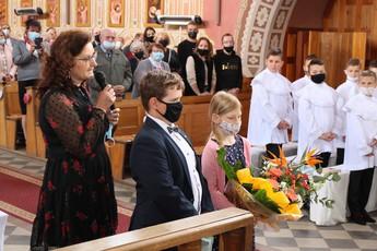 Galeria Rocznica 20–lecia kapłaństwa księdza Grzegorza Paszki w Lubieniu.
