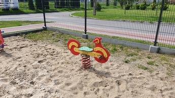 Galeria Odremontowany plac zabaw w Niechcicach