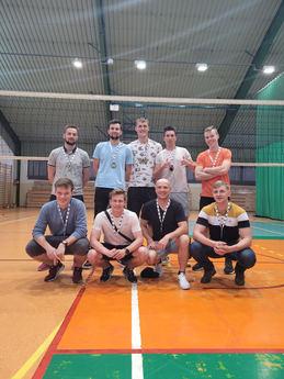 Mistrzostwa Województwa Łódzkiego LZS w Siatkówkę mężczyzn