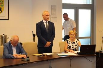 """Galeria Finał XVIII edycji Ogólnokrajowego Konkursu """"Bezpieczne Gospodarstwo Rolne 2021"""""""