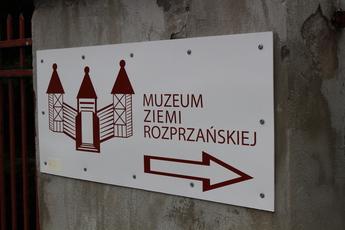 Otwarcie Muzeum Ziemi Rozprzańskiej