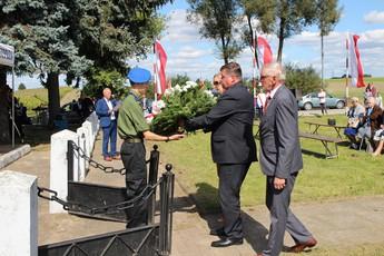 Galeria 82 Rocznica bitwy o Szosę Piotrkowską w Milejowie