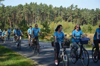 Galeria Rajd rowerowy ze Stowarzyszeniem EuroAktywni