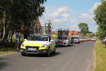 Galeria Wyścig Solidarności i Olimpijczyków. Premia Specjalna w Mierzynie, 3 lipca 2014