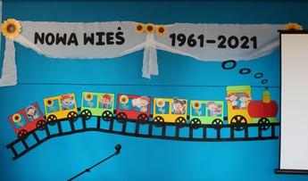 60 lecie Szkoły Podstawowej w Nowej Wsi
