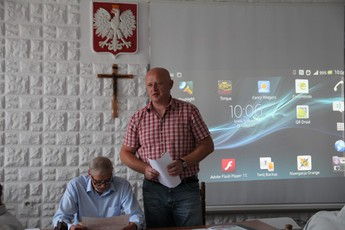 Galeria Zebranie Sołtysów Gminy Rozprza - 6 sierpnia 2014