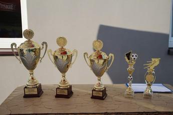 Galeria LKS Start Niechcice zwycięzcą w Turnieju o Puchar Wójta Gminy Rozprza