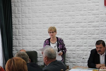 Galeria Zebranie Sołtysów Gminy Rozprza - 3 września 2014