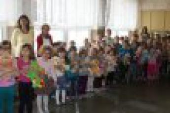 """Galeria Akcja """"Miś"""" w Szkole Podstawowej w Rozprzy"""
