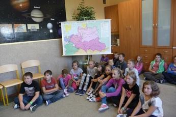 Galeria Narodowe Czytanie w Szkole Podstawowej w Rozprzy