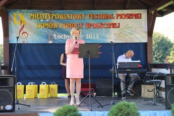 Galeria IX Międzypowiatowy Festiwal Piosenki w Łochyńsku